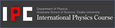 International PhysicsCourse