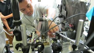 宇宙地球科学 放射光実験